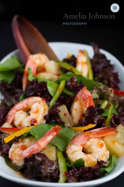 Milano Asian Prawn Salad
