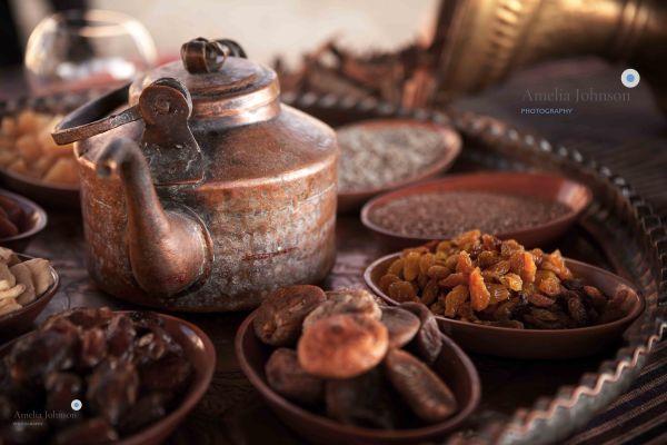 Portfolio Edit Arabian Tea
