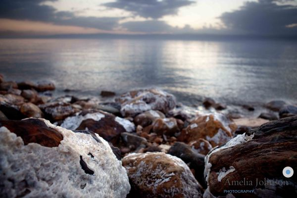 Portfolio Edit Salt Dead Sea