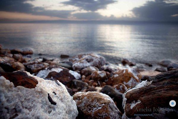 Portfolio Edit Salt Dead Sea