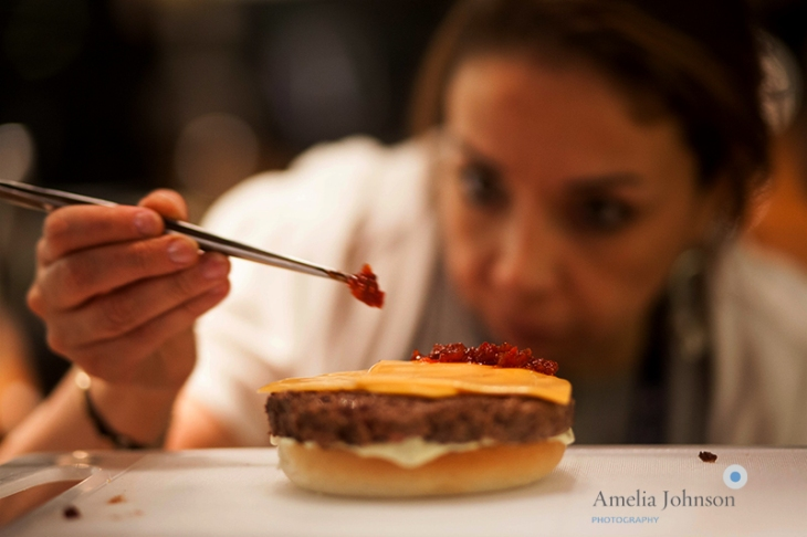 amelia johnson food photographer dubai